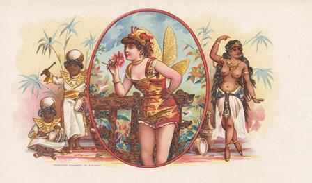 Cuba by Art of the Cigar art print