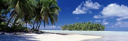 Tuamotu Islands, French Polynesia by Panoramic Images art print