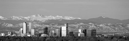 Denver, Colorado by Panoramic Images art print