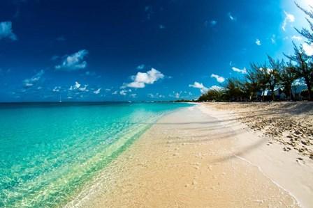 Cayman Islands Beach by Bill Carson Photography art print