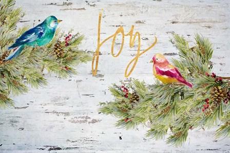 Holiday Joy by Lanie Loreth art print