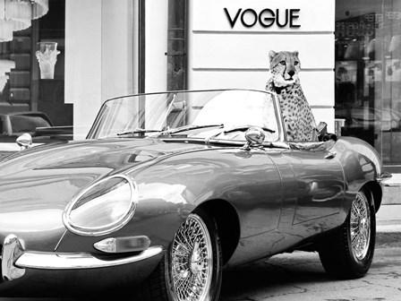 En Vogue by Julian Lauren art print