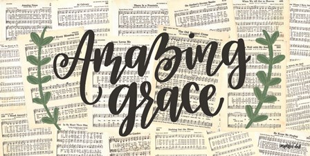 Amazing Grace by Imperfect Dust art print